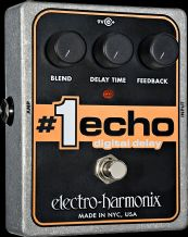 ELECTRO HARMONIX #1 ECHO DIGITAL DELAY GUITAR FX PEDAL